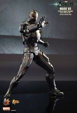 Hot Toys Iron Man Mark VII Stealth Mode, Movie Promo Ed from Marvel The Avengers