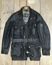 BELSTAFF TRIALMASTER LEGEND 100% Genuine RARE SMALL S 40 Waxed Jacket