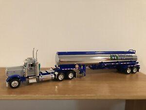 Dcp 30941 Interstate Oil Peterbilt 379 Tanker 1/64 Tractor Trailer