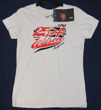 NEW Indy Formula 1 Justin Wilson Driver Women's T-Shirt - XL