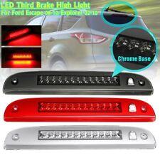 Rear LED 3rd Third Brake Light High Mount Stop Lamp For Ford Escape / Explorer
