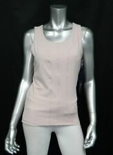 NOT YOUR DAUGHTER'S JEANS NWT City Sport Beige Slimming Athletic Shirt sz S $58