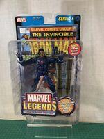 RARE Marvel Legends - Stealth Armor Iron Man Chase Variant - ToyBiz - NO RETURNS