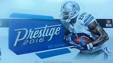 2016 Panini Prestige Football U Pick 10 Stars, Veterans Base & Inserts