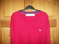 Para Hombre Jersey de lana Crew Clothing Algodón/L