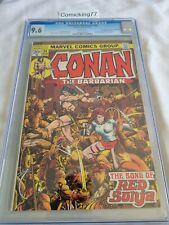 Conan the Barbarian 24 CGC 9.6 From the Don & Maggie Thompson Collection - WP