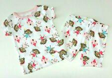 Carter's Estados Unidos 62-68 pijama pijama corta chica mono algodón nuevo