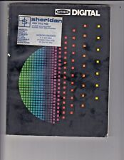 Vintage Raytheon Digital 1977 Databook , Ic schottky Info book / t3