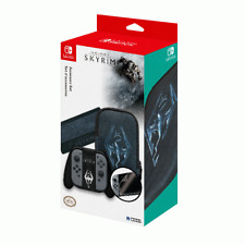Hori Nintendo Switch Starter Kit - Skyrim NEW