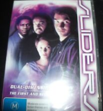 Sliders First & Second Season (1 & 2)(Australia Region 4) DVD – New