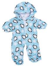 pour 10-12 cm ours Mini-Bleu-weißgestreift RARE: maillot de bain à la main!