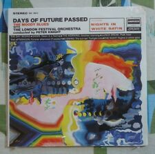 The Moody Blues SEALED LP Days of Future Passed No Bar Code M-/M