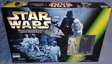 Star Wars Death Star Escape Game w/ Garbage Chute Luke & Domeless Darth Vader