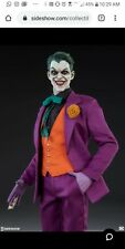 Joker 1/6 Figure Sideshow Batman