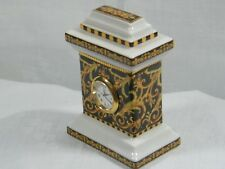 """A Rosenthal Versace  """" Barocco"""" Clock by a World Renown Company, Fantastic."""