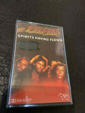 The Bee Gees Spirits Having Flown Cassette search find until i'm satisfied 1979