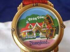 Disneyland Toon Town - Limited watch Looks WORKING PERFECTLY! Disney Watch