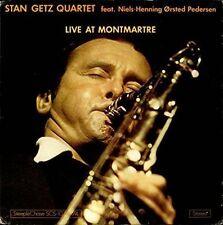 Stan Getz Quartet & Niels-Henning Ørsted Pedersen - Live At Montmartre 2LP 180