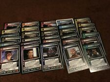 Star Trek CCG - 1st edn - 109ncard mix of rares and foils