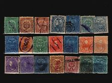 Colombia 21 Mint and Used, some faults - C2271