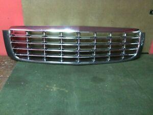 1997 - 1999 Cadillac Deville Front chrome Grille  25626844  Paint code 392E OEM