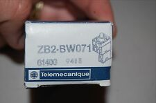 TELEMECANIQUE ZB2-BW071  SWITCH FREE SHIPPING FRM USA