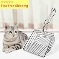 Metal Cat Litter Scoop Shovel Big Cat Litter Scoop Pet Cleaning Litter Scooper S