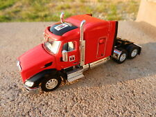 SpecCast 1:64 DCP *PETERBILT 579 SEMI TRUCK* IH International  RED & BLACK *NEW*