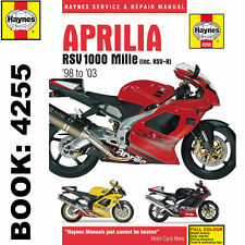 Aprilia RSV1000 Mille 1998-2003 Haynes Workshop Manual