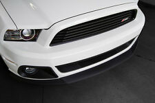 2013-2014 Mustang GT V6 Roush RS3 Black Front Grille Grill Kit 421392