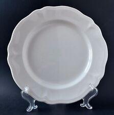 Vintage Sears Harmony House Federalist White Ironstone, dinner plates!