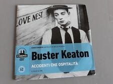 DVD BUSTER KEATON ACCIDENTI CHE OSPITALITA' N° 42