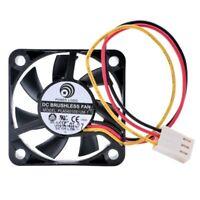 PLA04010S12M-1 4cm 40mm  4010 40x40x10mm DC12V 0.08A Computer CPU cooling fan