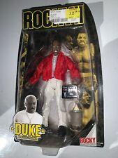 "Action Figure Duke Rocky II Apollo's Trainer Figure Jakks Pacific Brand New 7"""