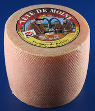 Env. 850 g Tete de moine Original Girolle Fromage Cheese Stock Formaggio Cheese
