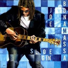 Joe Bonamassa Sloe Gin LP Vinyl 2009 33rpm Limited Edition