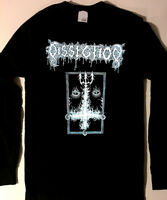 DISSECTION Long Sleeve T shirt Demo Swedish Black Metal Watain Hellhammer S -XL