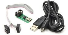 Pololu USB AVR ISP Programmer for 3pi Robot and Atmel AVR Microcontrollers