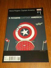 CAPTAIN AMERICA STEVE ROGERS #1 MARVEL COMICS HIP HOP VARIANT