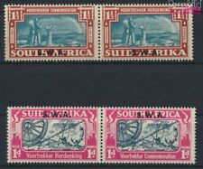 Namibië - Southwest 206-209 horizontaal Koppels (compleet.Kwestie.) p (9253124