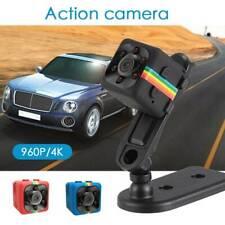 4K Waterproof Sports Camera HD DV Bike Running Helmet Action DVR Video Record US