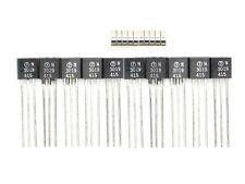 10x UGN3019T Hall-Sensor + 10x Magnet (Reed,Reedkontakt,Schalter,UGN-3019T)
