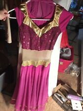 jazz dance costume adult Small