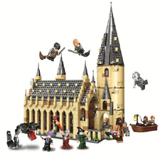 New Lego Harry Potter Hogwarts Great Hall For Kids Xmas Gift
