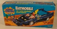 Super Powers Batmobile By Kenner Mint In Box With Original Inserts & Instruction