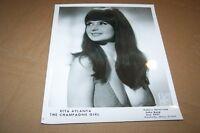 VINTAGE STRIPPER PHOTO #001 - RITA ATLANTA