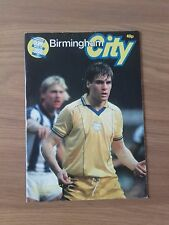 BIRMINGHAM V SWANSEA CITY 12TH APRIL 1983 DIVISION ONE