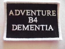 adventure b4 dementia patch