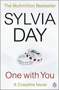 One with You (Crossfire) by Day, Sylvia Book The Cheap Fast Free Post