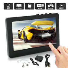 4.3'' TOUCH SCREEN MAX32GB MP3 MP4 MP5 Player Digital Video FM Play Radio TV OUT